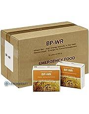 BP WR- BP 5 -24x 500gramos de comida para situaciones de emergencia + 1kilo de semillas de espelta, víveres para abastecimiento de alimentos, provisiones de emergencia, extremadamente duradera