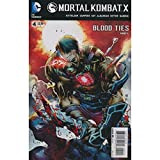 Mortal Kombat X #4 Comic Book