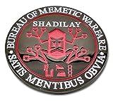 Kek Coin by MemeWerks - Kek Challenge Coin - Memetic Warfare - Memetic Magic