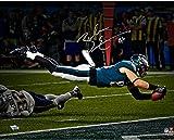 #1: Zach Ertz Philadelphia Eagles Autographed 16