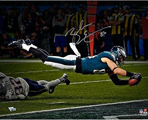 - Zach Ertz Philadelphia Eagles Autographed 16