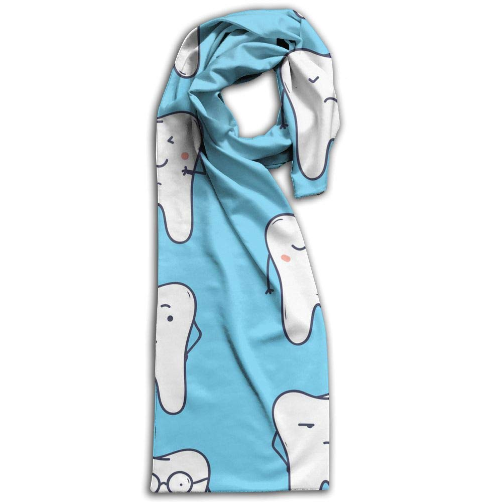 Funny Long Scarf Christmas Snowman Winter Warm Soft Large Scarf Oversized Shawl Adult Blanket Scarf Decor,Soft and thick