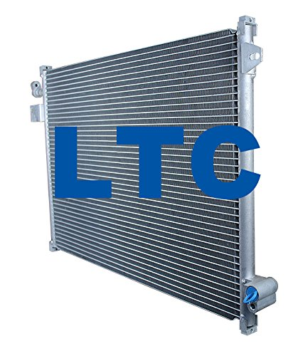 LTC 6R3Z19712AA A/C Condenser for Ford Mustang Shelby GT