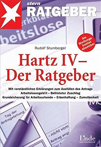 Download Hartz Iv Der Ratgeber Mit Verständlichen Erklärungen