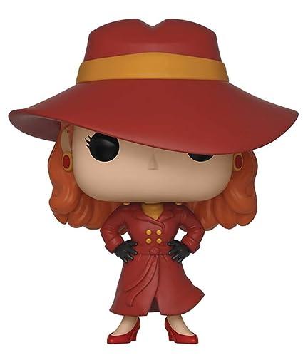 Funko pop Carmen Sandiego