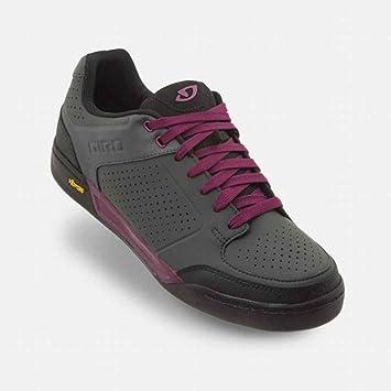 Giro Ridance - Zapatillas de Ciclismo para Mujer Dirt MTB Color Gris/Berry 2019: Talla 35: Amazon.es: Deportes y aire libre