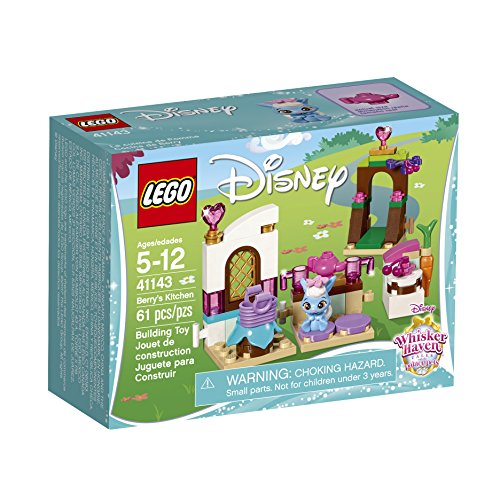 with LEGO Disney Princess design