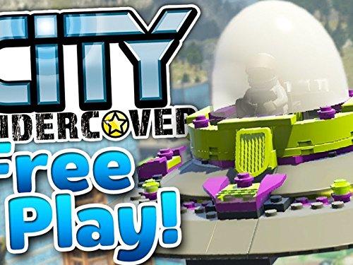 Clip: Unlocking a U.F.O! - Free Play - Wii Free Covers