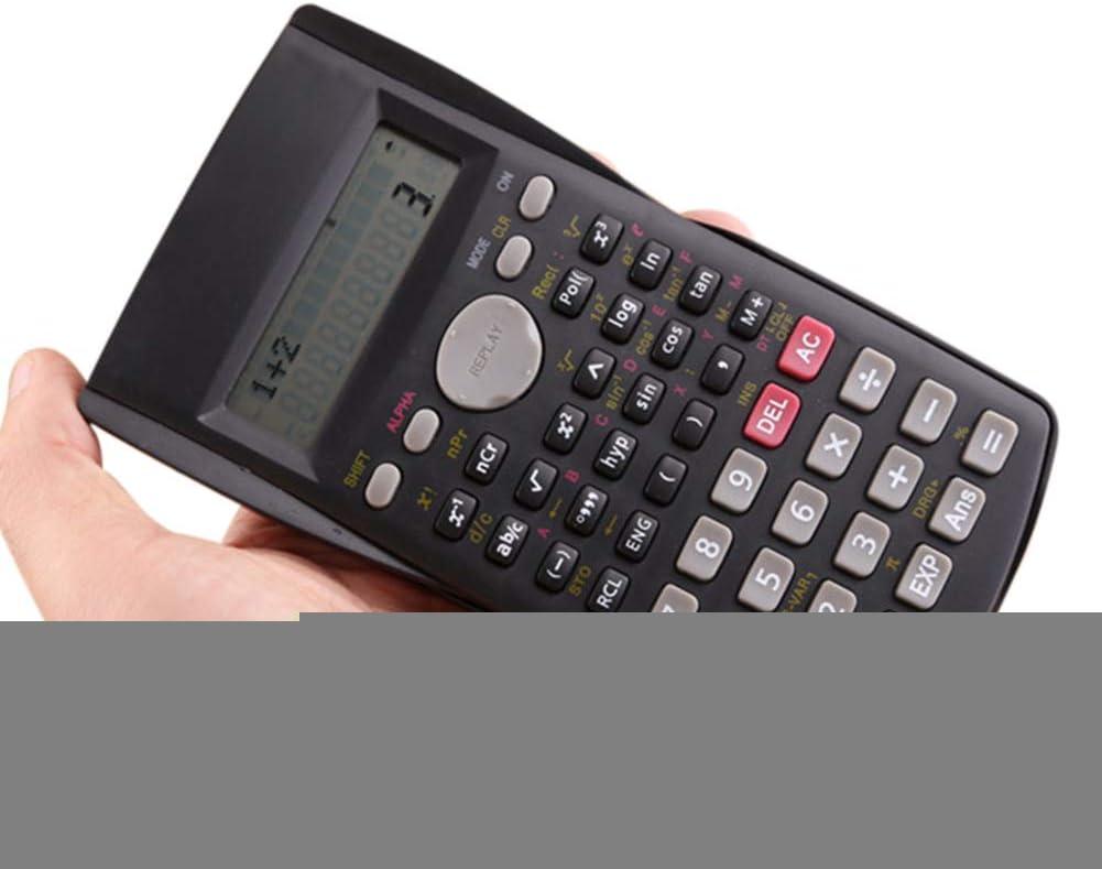 Scientific Calculator 10 Pack,Black Financial Business Calculator ...
