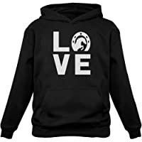 Tstars - Animal Lover Rearing Horse - Love Horses - Horseshoe Women Hoodie