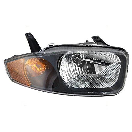 Passengers Headlight Headlamp Replacement for Chevrolet 22707273 AutoAndArt