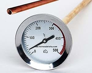 Pyromètre de taille moyenne 30 cm