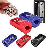 Best Sharpener For Wood Pencils - ERTIANANG Woodwork Carpenter Pencil Sharpener Cutter Shaver Narrow Review