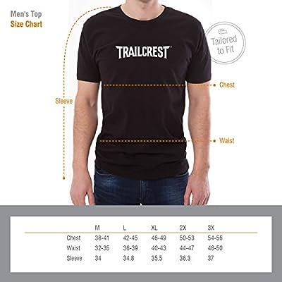 TrailCrest Men's Outdoor Waterproof Softshell Jacket, Mossy Oak Camo Patterns