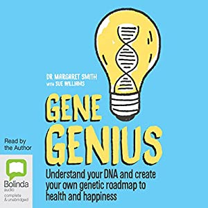 Gene Genius Audiobook