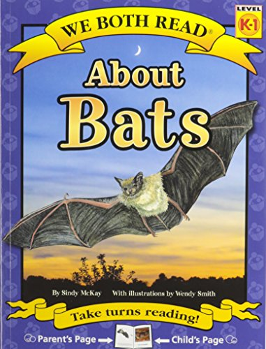 About Bats (We Both Read: Level K-1 (Paperback))