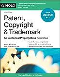 Patent, Copyright & Trademark: An Intellectual