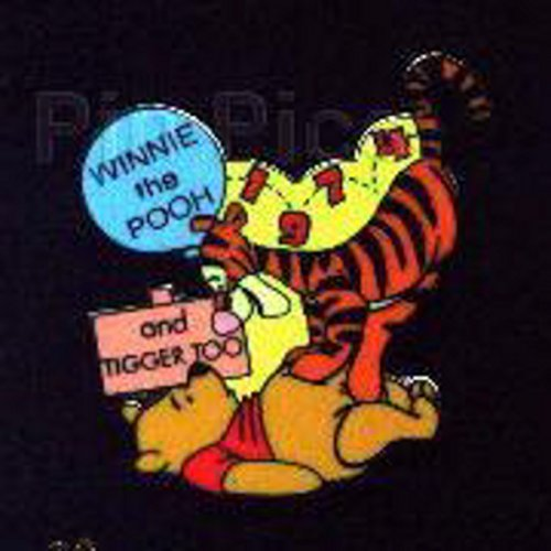 #29 Disney Pin 7437: 100 Years of Dreams #29 Winnie the Pooh and Tigger Too Pin