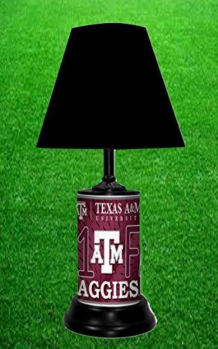 - TEXAS A&M AGGIES NCAA LAMP - BY TAGZ SPORTS