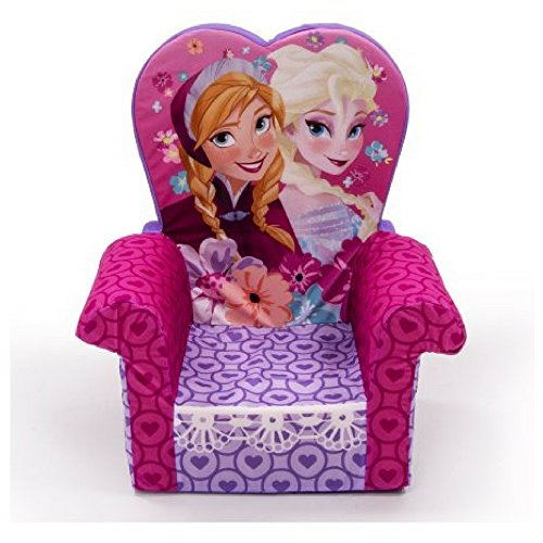Marshmallow Furniture High Back Chair Disney Frozen