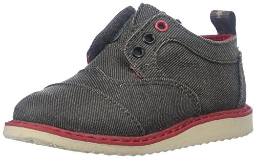 Image of TOMS Kids' 10009220 Ash Twill Brogue-K