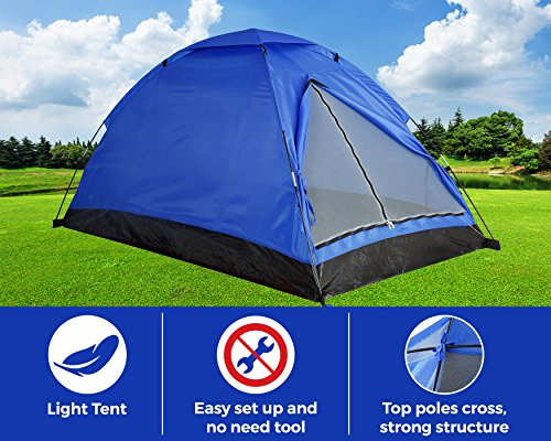 The 8 best hiking tents 2 person