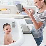 Skip Hop Moby Bath Spout Cover Universal Fit, Grey