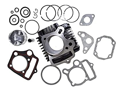 Amazon Com 125cc Cylinder To End Kit 1p54fmi Roketa Coolster Ssr