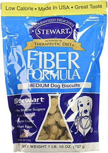 Stewarts Fiber Formula Medium Dog Biscuits - 26 oz. ()