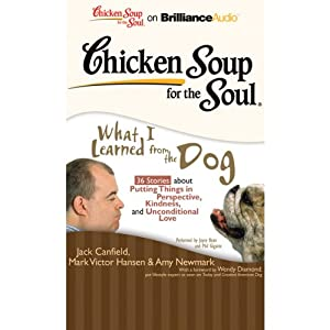 Chicken Soup for the Soul: What I Learned from the Dog - 36 Stories about Perspective, Kindness, and Unconditional Love Audiobook