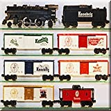 LIONEL TRAINS KNOEBELS AMUSEMENT PARK TRAIN SET 52000