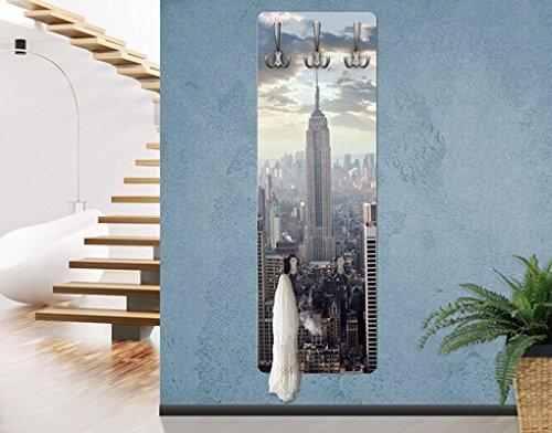Apalis Appendiabiti–Sunrise in New York 139x 46x 2cm,–Appendiabiti, appendiabiti da parete, appendiabiti, appendiabiti da parete, appendiabiti, attaccapanni -Appendiabiti 75141
