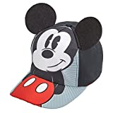 Disney Boys Mickey Mouse Cotton Baseball Cap - 100% Cotton