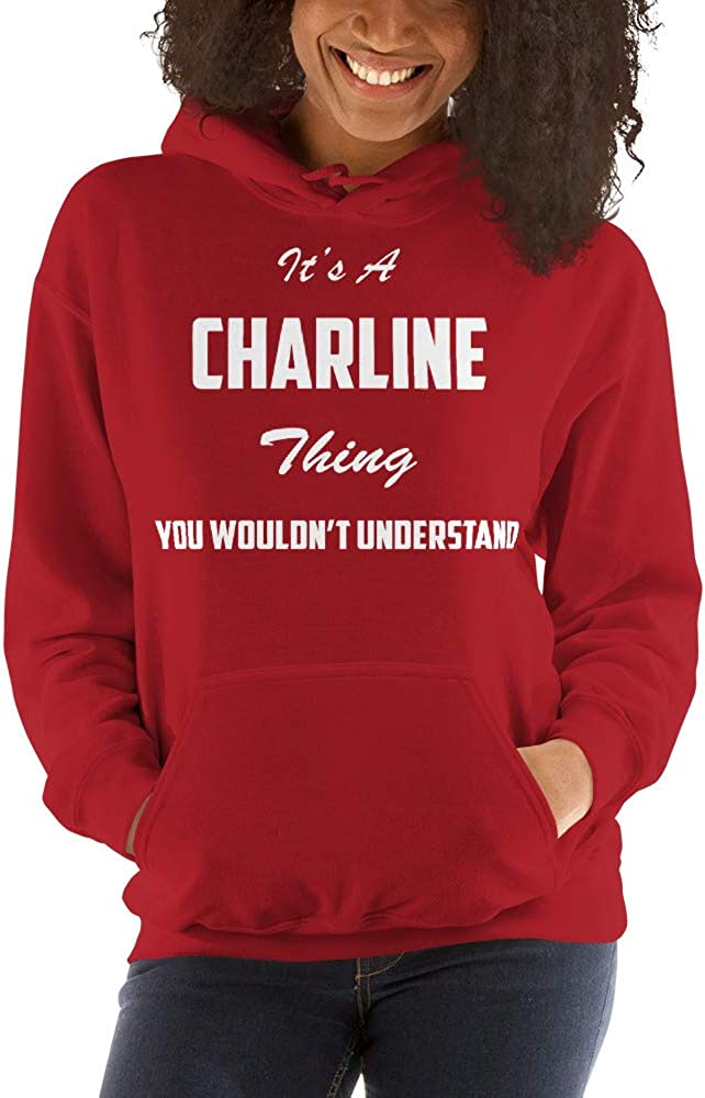 You Wouldnt Understand meken Its A Charline Thing