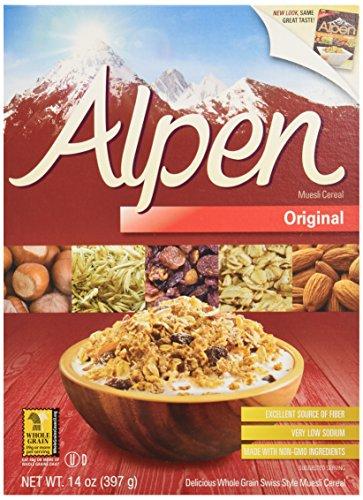 Alpen Cereal, 14 oz