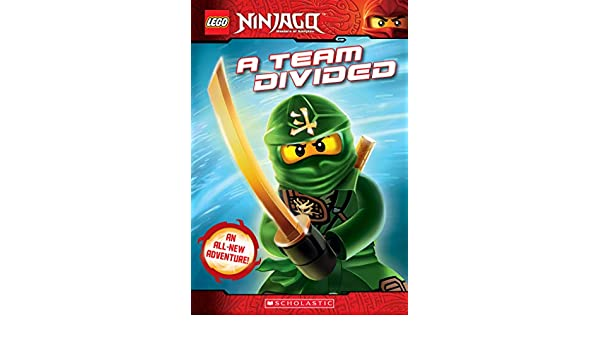 Team Divided (LEGO Ninjago: Chapter Book): Amazon.es: Tracey ...