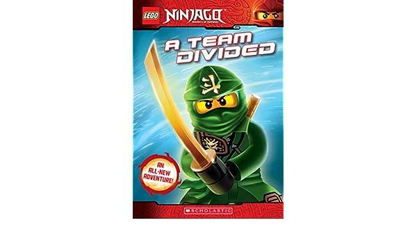 Team Divided (LEGO Ninjago: Chapter Book): Amazon.es: Tracey ...