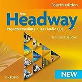 New Headway 4th Edition Pre-Intermediate. Class CD (3) (New Headway Fourth Edition)