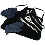 MLB New York Yankees BBQ Apron Tote Pro