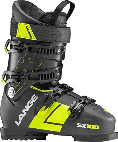 Lange SX 100 Ski Boots 2018 - Men's - 27.5 MP / Size 9.5 US