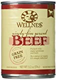 Best Wet  Foods - Wellness 95% Beef Natural Wet Grain Free Canned Review