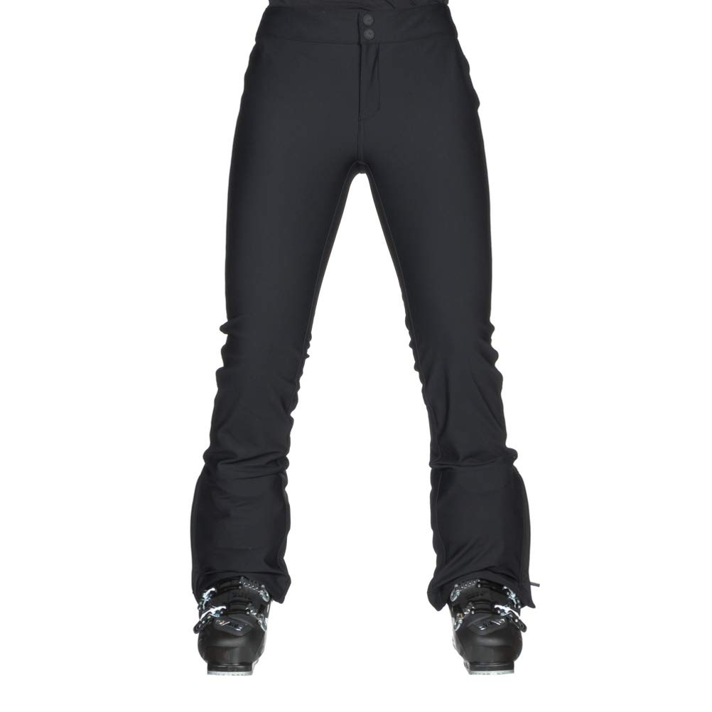 Black Obermeyer The Bond Short Womens Ski Pants