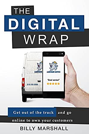 Amazon the digital wrap get out of the truck and go online print list price 1995 fandeluxe Gallery