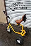 Adult Large Senior Step Through Tricycle