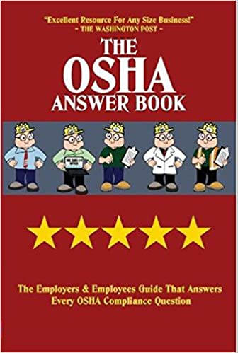 Amazon com: The OSHA Answer Book (9781890966355): Mark