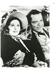* JOAN FONTAINE * w/James Cagney signed 8x10 photo / UACC RD # 212