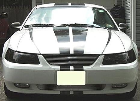 amazon com precut vinyl tint cover for 1999 2004 ford mustang headlights 20 dark smoke automotive precut vinyl tint cover for 1999 2004 ford mustang headlights 20 dark smoke