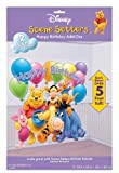 Winnie the Pooh Happy Birthday 65in Scene Setters Add-Ons 2ct