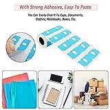 Self-Adhesive Printable Sticker Labels 4 Rolls