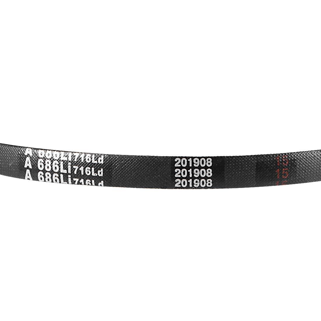 Pix A Section Vee Belt A27-686MM